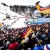 SKI WM 2011: Die Slalom Damen gehen vom gleichen Startpunkt wie die Herren ins WM Rennen.