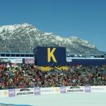 Das 1. Abfahrtstraining der Damen in Garmisch-Partenkirchen ist abgesagt