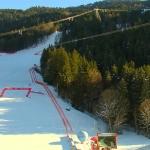 Das 1. Abfahrtstraining der Herren in Garmisch-Partenkirchen 2020 wurde abgesagt