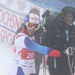 Marc Gini gewinnt Hundertstelkrimi, Anémone Marmottan souverän