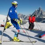 """Nicht nur in Hinblick auf Olympia: Sommerliches Skifahren ist """"in"""""""