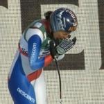 Ski WM 2013: Leichte Entwarnung für Dominique Gisin nach dem Sturz in der Abfahrt