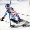 Michelle Gisin gewinnt auch 2. FIS Slalom in Zinal (SUI)
