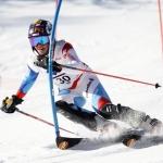 Mona Løseth gewinnt zweiten Levi-Slalom vor Michelle Gisin
