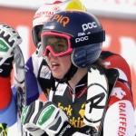 Eidgenossin Michelle Gisin hat beim EC-Slalom von Kirchberg die Nase vorn