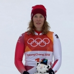 Michelle Gisin gewinnt Goldmedaille in der Alpine Olympia Kombination