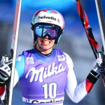 Swiss-Ski News: Saisonende für Michelle Gisin