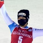 Michelle Gisin schrammt im zweiten Levi-Slalom knapp am Sieg vorbei