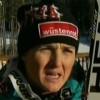 Elisabeth Görgl startet in St. Moritz