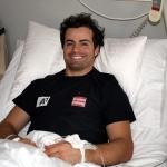 Stephan Görgl erfolgreich operiert, Scheiber auf dem Weg der Besserung