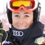 Junge Athletin Sofia Goggia ist mehr als glücklich