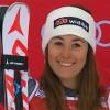 Sofia Goggia mit Torfehler im zweiten Garmisch-Training voran