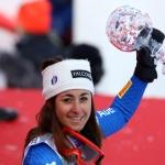 Sofia Goggia arbeitet in Valle Nevado an ihren nächsten Zielen.