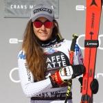 Sofia Goggia und die guten Vorsätze für die Saison 2019/20