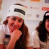 Sofia Goggia und Federica Brignone kennen keine Müdigkeit