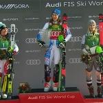 """Petra Vlhova gewinnt den """"56. Golden Fox"""""""