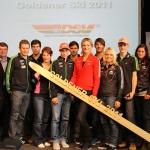Deutscher Skiverband: Vergabe Goldener Ski 2011