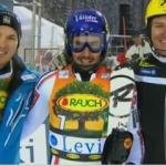 Jean-Baptiste Grange gewinnt Slalomweltcup Auftaktrennen in Levi