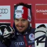 Jean Baptiste Grange gewinnt Slalom von Schladming