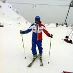 """Grange zurück auf Ski: """"Ich tat das was ich am liebsten mag"""""""