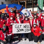 Europacup: Lisa Grill verletzt sich nach Abfahrts-Doppelsieg