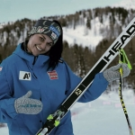 Franziska Gritsch gewinnt 2. Super-G der Damen in Innerkrems