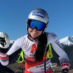 Skiweltcup.TV kurz nachgefragt: Heute mit Franzi Gritsch