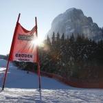 Weltcup in Gröden: Pickelharte Piste hat Feuertaufe bestanden
