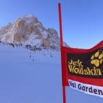 Ski Weltcup in Gröden: Bei Schneefall am Samstag hat Jury Alternativen bereit