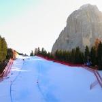 FIS gibt nach bestandener Schneekontrolle grünes Licht für die Saslong-Klassiker