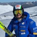 Stefano Gross peilt die Top-7 im Slalom an
