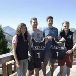 Lars Rösti und Noel von Grünigen neue Markenbotschafter von Gstaad