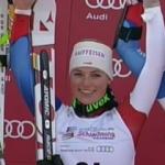 Lara Gut überrascht mit Sieg beim Super G in Altenmarkt Zauchensee
