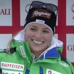 Lindsey Vonn ist zurück – Lara Gut mit Bestzeit beim 1. Abfahrtstraining in St. Anton