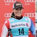 Lara Gut geht zuversichtlich in die Olympiasaison 2013/14