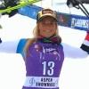 Schweizerin Lara Gut freut sich über Erfolg beim RTL der Damen von Aspen