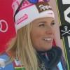 Starke Schweizerin Lara Gut gewinnt den Riesenslalom in Sölden