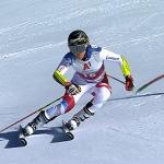 Lara Gut mit Bestzeit bei der Qualifikation zum Parallel-Riesenslalom in Lech Zürs