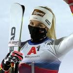 Lara Gut-Behrami hat den Spaß am Skirennsport wieder gefunden