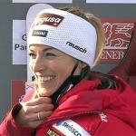 Lara Gut-Behrami gewinnt auch den 1. Super-G von Garmisch-Partenkirchen