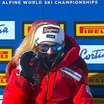 Ski-WM 2021: Lara Gut-Behrami krönt sich zur Super-G-Weltmeisterin 2021