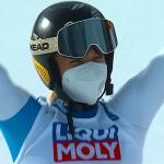 Noch hat Lara Gut-Behrami im Kampf um den Gesamtweltcupsieg die Nase vorn