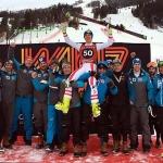Junioren-WM 2017: Nils Alphand holt sich im Hundertstelkrimi Super-G WM-Titel – Silber für Raphael Haaser