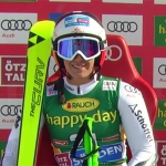 Tirolerin Ricarda Haaser holt sich Österreichischen Meistertitel im Super-G