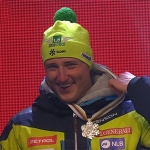 Stefan Hadalin konnte am Mölltaler Gletscher gut arbeiten