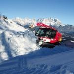 Hahnenkamm News: Team der Bergbahn AG sorgt für optimale Voraussetzungen