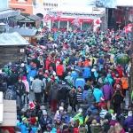 80 Jahre Hahnenkammrennen in Kitzbühel, die Party kann beginnen