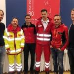 Hahnenkamm-News: Rettungsdienste und medizinische Leitung sind bereit.