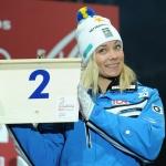 Das Schwedische Drei Kronen Team für den Saisonauftakt in Sölden