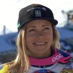 Slalom-Olympiasiegerin Frida Hansdotter beendet ihre sportliche Laufbahn